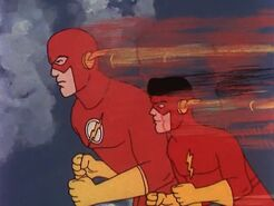 Kid Flash (The Monster Machine) 8