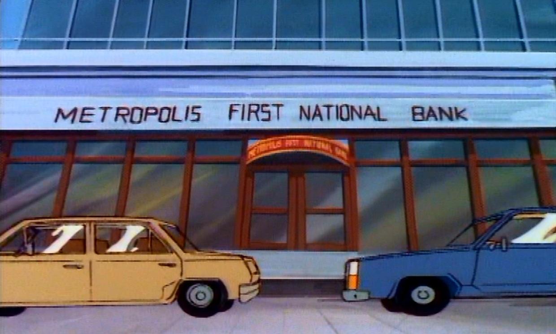 Metropolis First National Bank