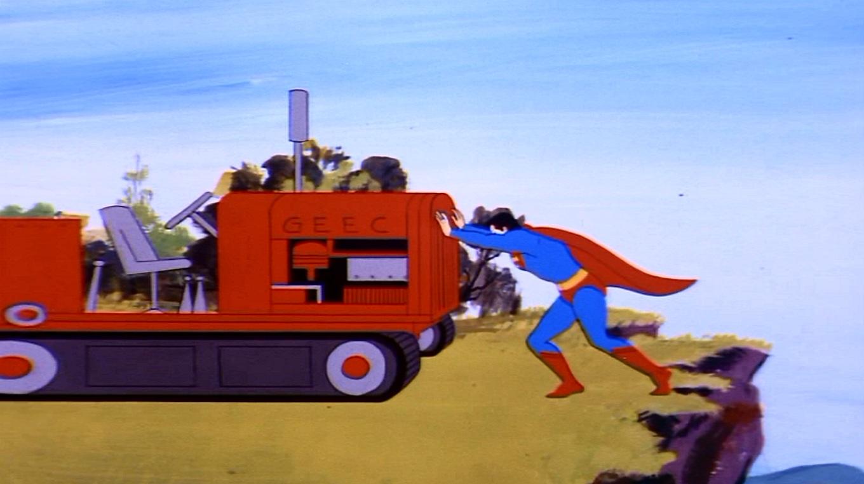G.E.E.C. tractor