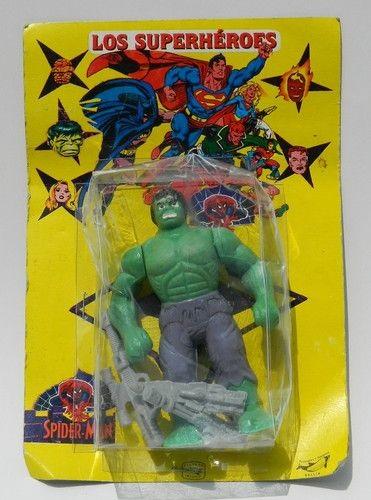 Hulk (Los Superhéroes figure)