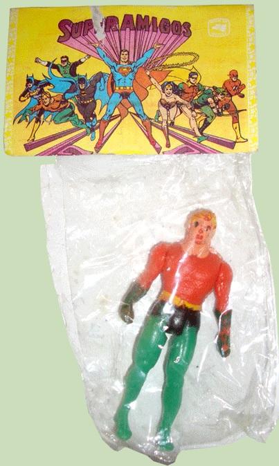 Aquaman (Super Amigos Action Figure)