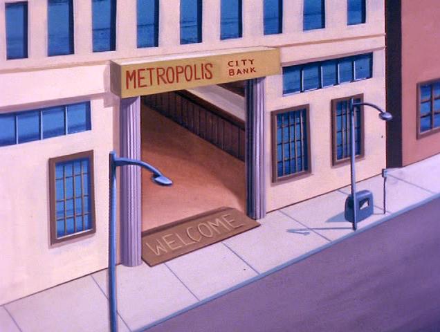 Metropolis City Bank