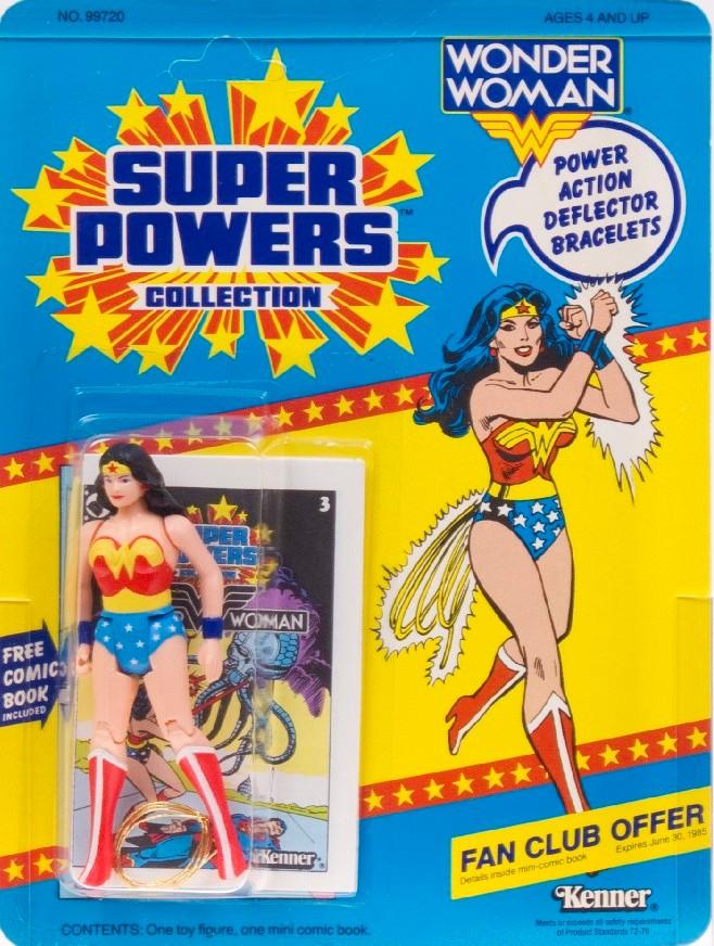 Wonder Woman (SuperPowers Figure)
