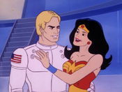 Steve and Diana (09x03 - The Darkseid Deception).png