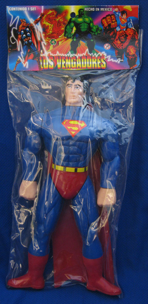 Superman (Los Vengadores - Super Powers figure)