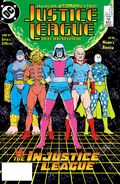 Justice League International 23