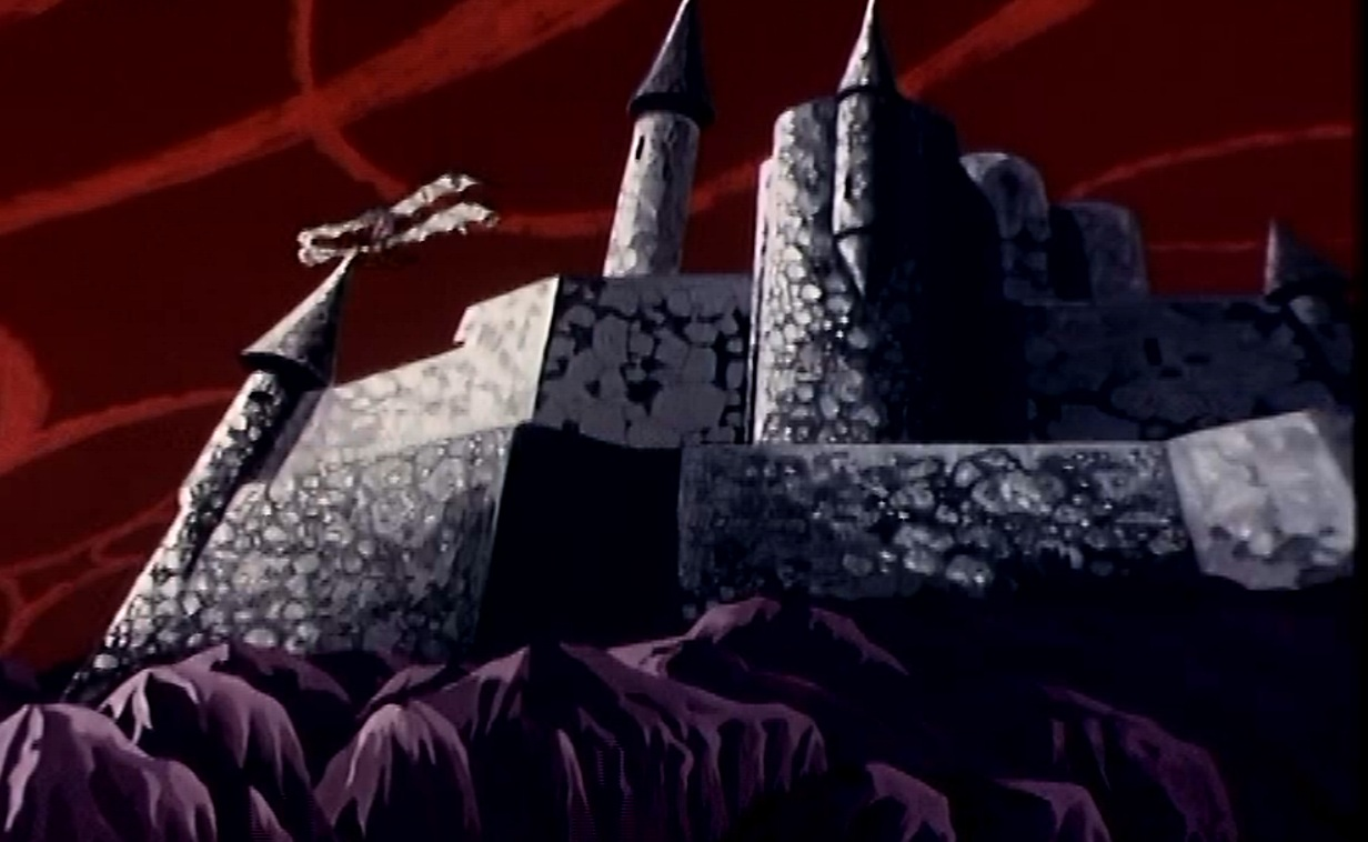 Agoro's stronghold