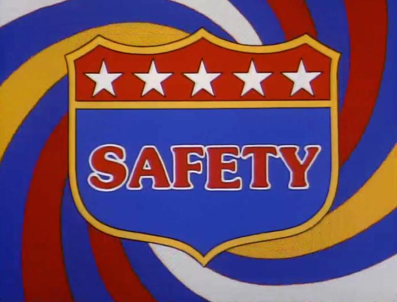 Safety (Episode 1)