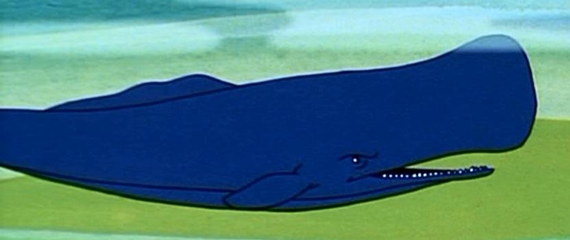 Whale (The Shamon 'U')