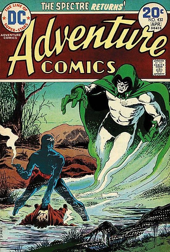 Adventure Comics 432