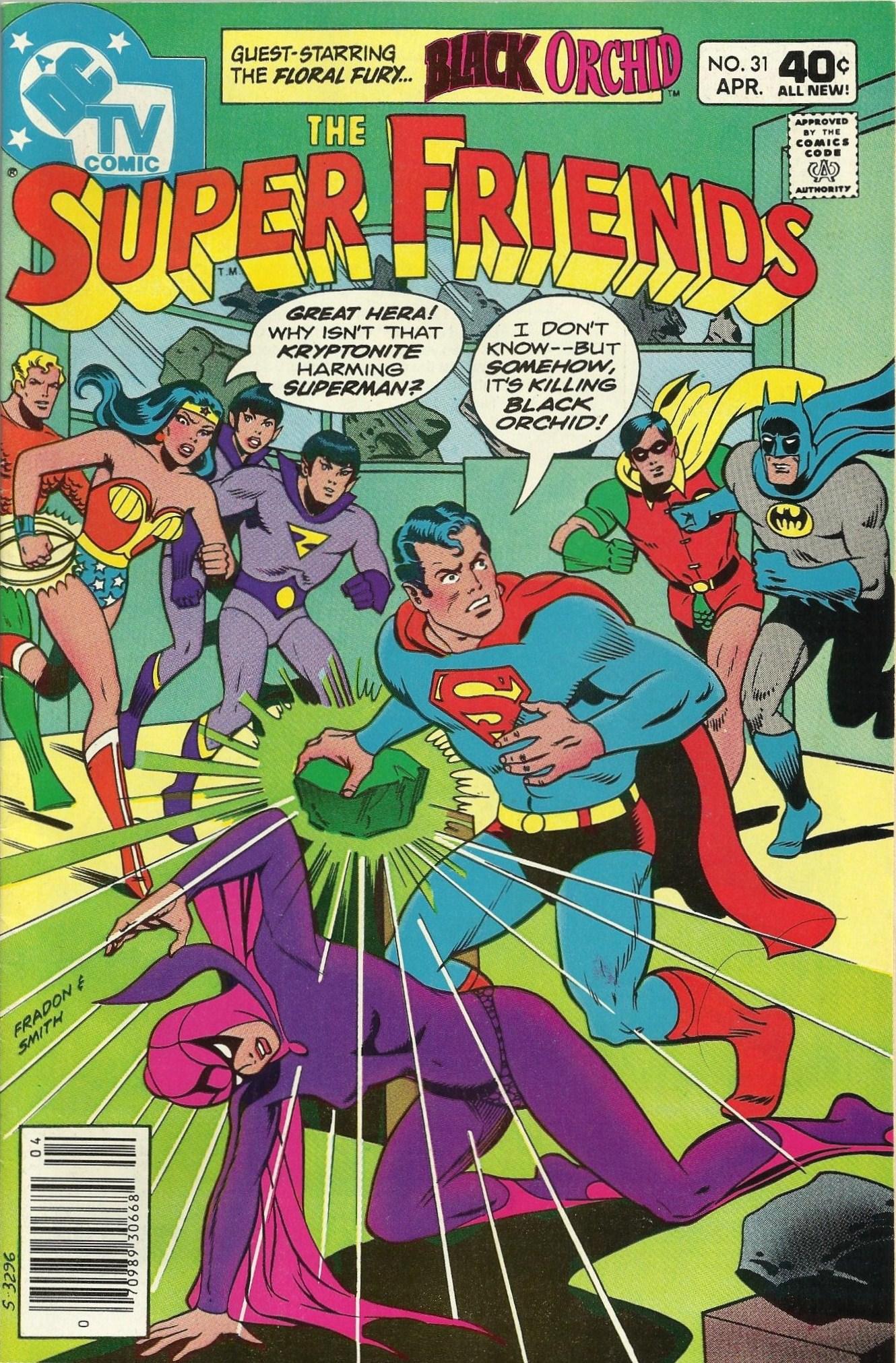 Super Friends 31