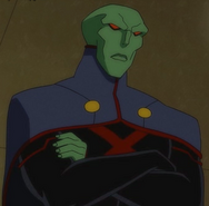 Martian Manhunter (JLA - Doom)