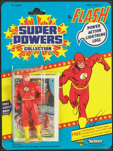 Flash (SuperPowers Figure)