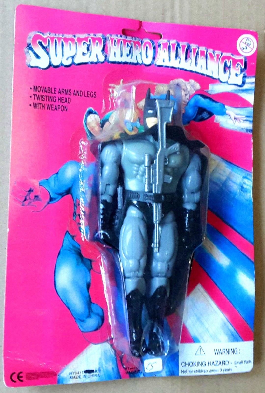 Batman (Super Hero Alliance figure)
