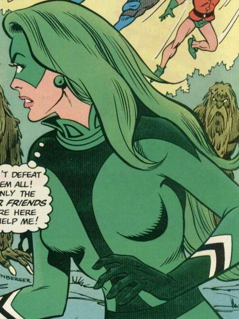 Green Fury