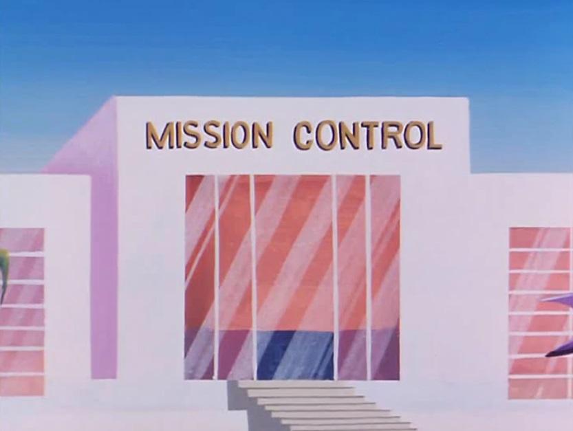 Cape Courageous Mission Control