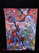 Spider-Man & Doctor Octopus (Super Powers action figures)