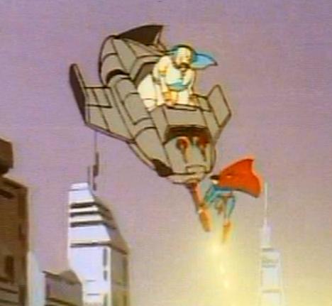 Dealmaker's aircraft