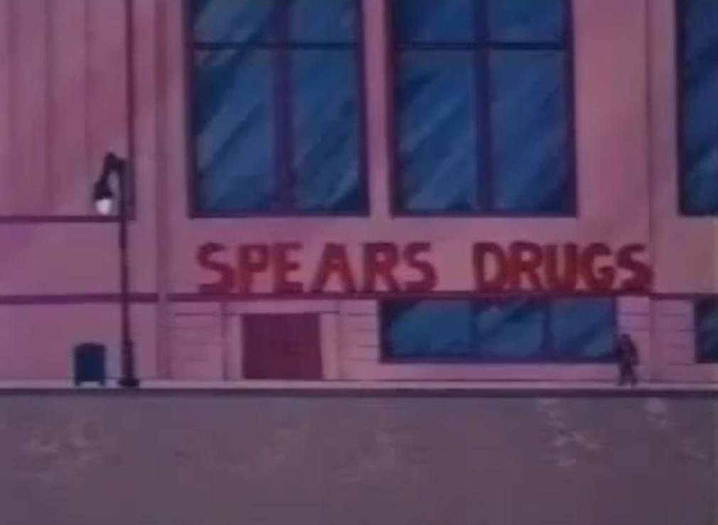 Spears Drugs