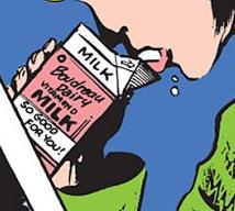 Boudreau Dairy Milk