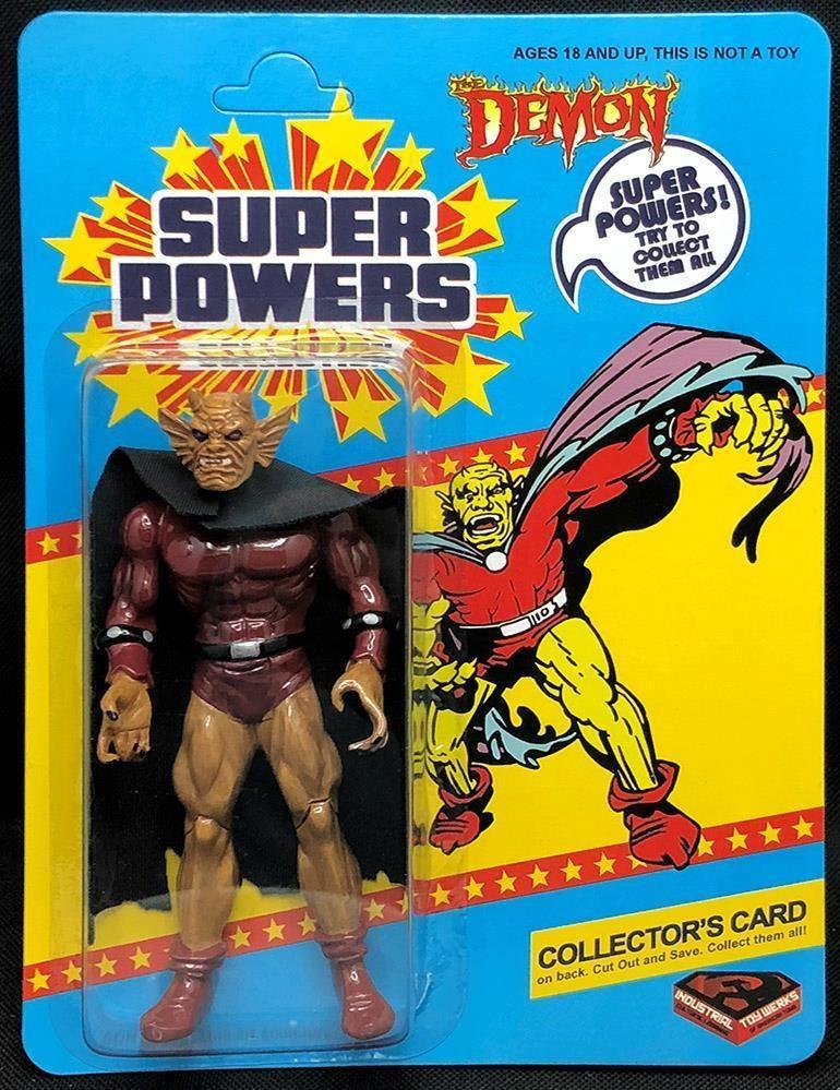 The Demon (Super Powers figure)