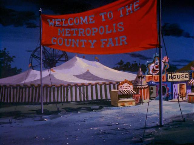 Metropolis County Fair