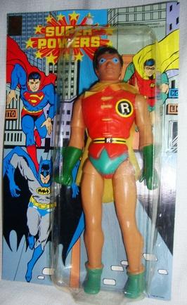 Robin (9 inch Super Powers figure)