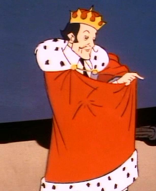 Royal robe