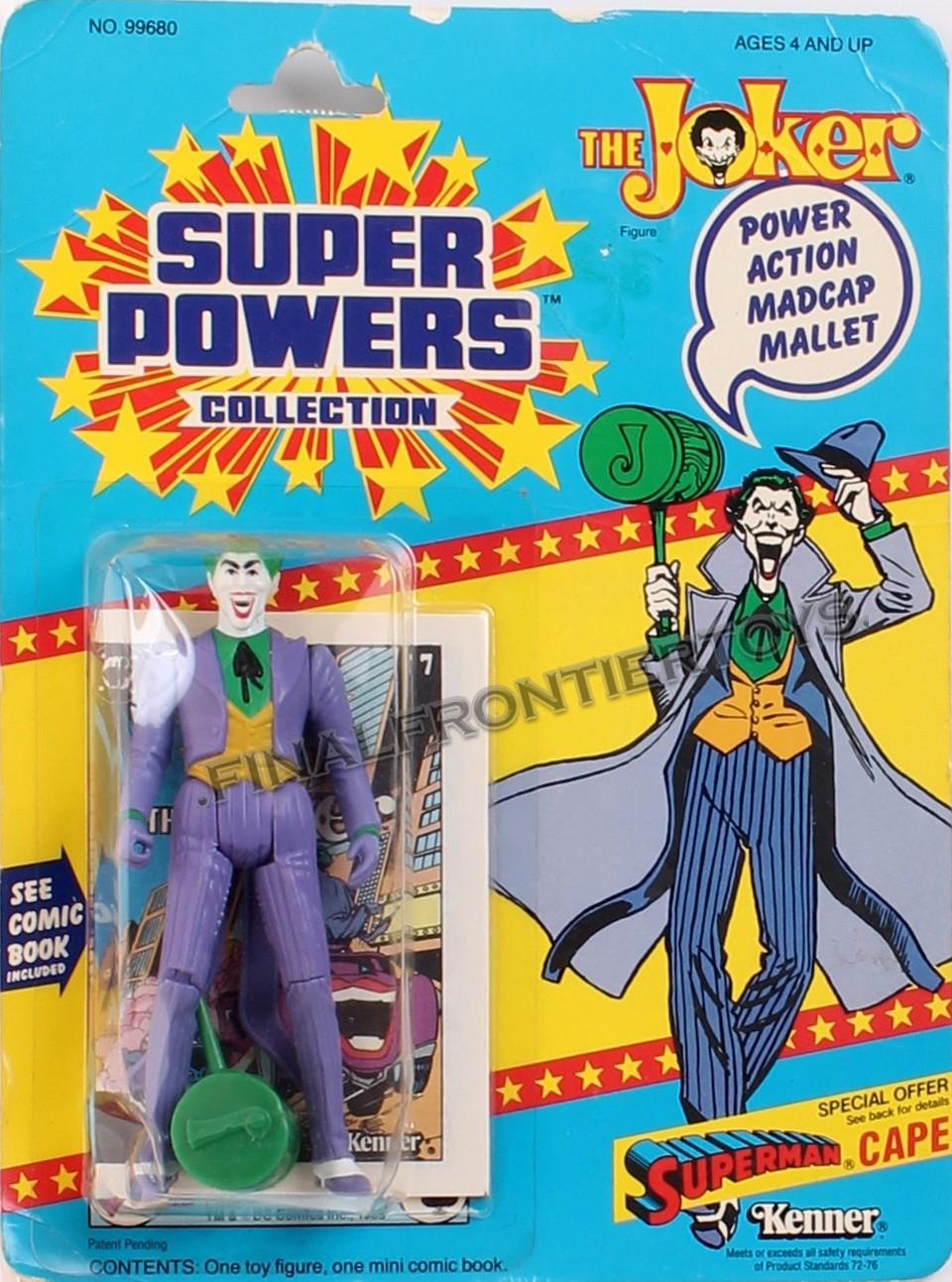 Joker (SuperPowers Figure)