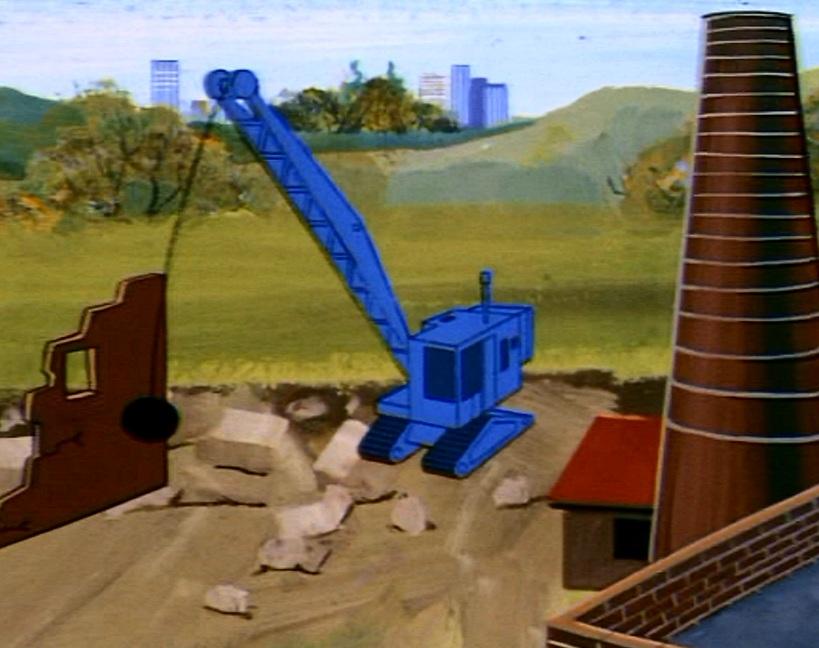 Crane (Professor Goodfellow's G.E.E.C.)