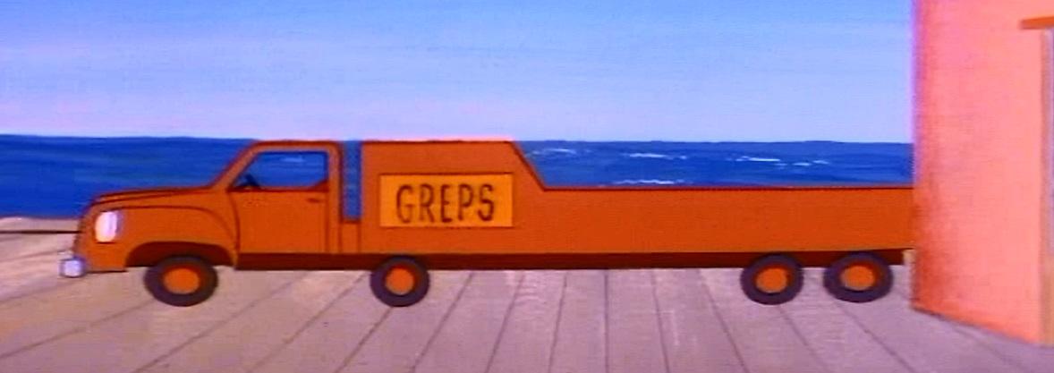 G.R.E.P.S. truck