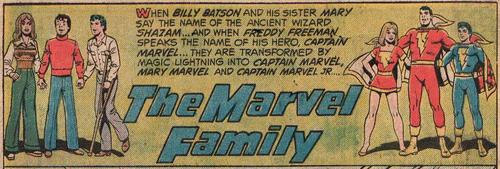 Marvel Family (SHazam 20).png