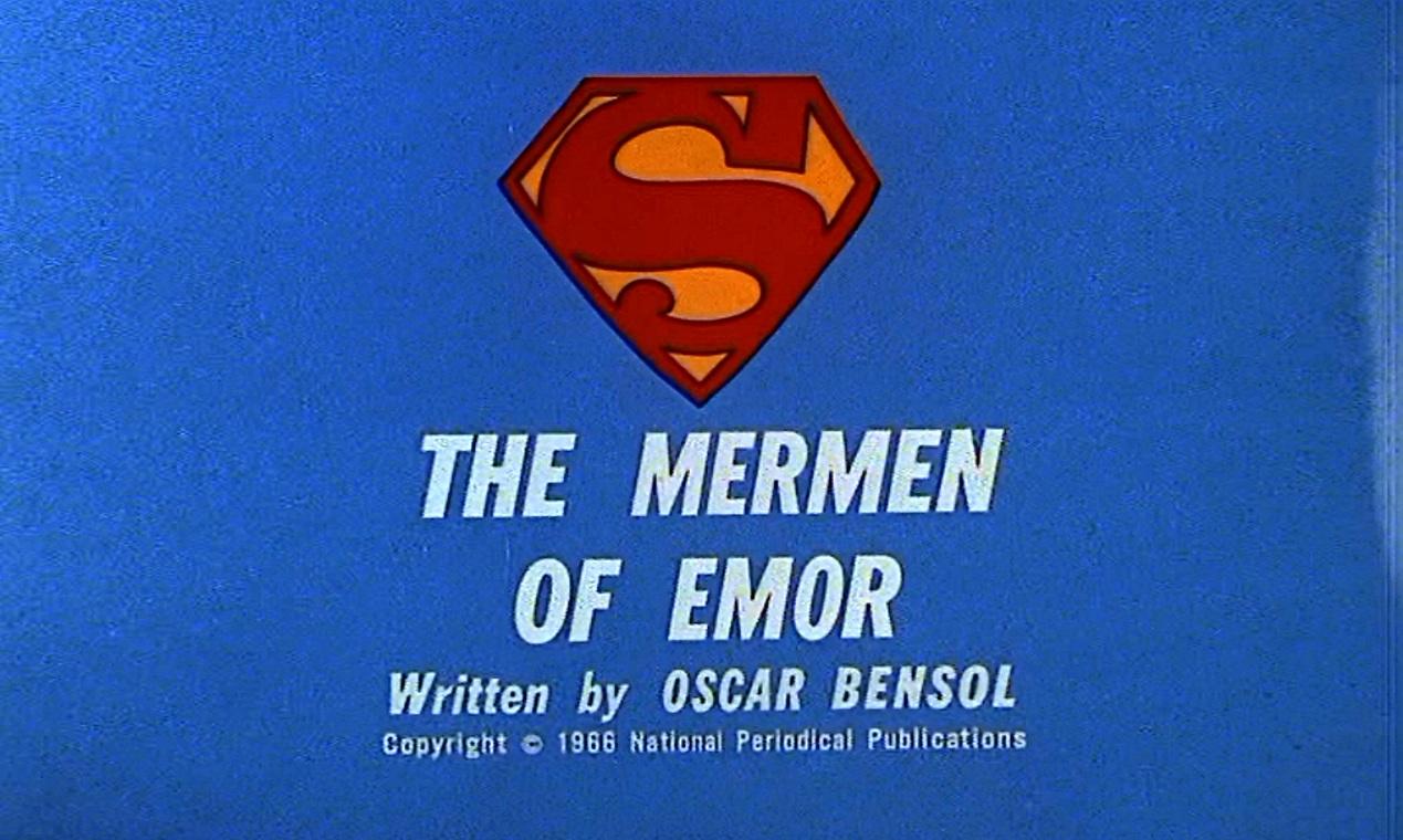 The Mermen of Emor
