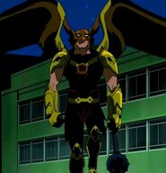 HawkMan (Young Justice) (1)