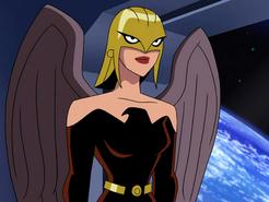 Lord Hawkgirl (DCAU)