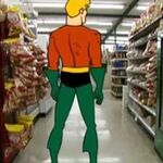 Aquaman Dance Party - Supermarket