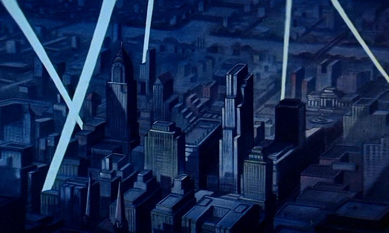 Metropolis (Earth-2A)