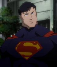 -2014- Superman (DCAMU - Justice League War)