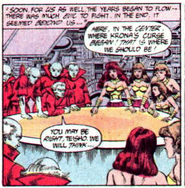 Choosing Oa (Secret Origins 23 February 1988)