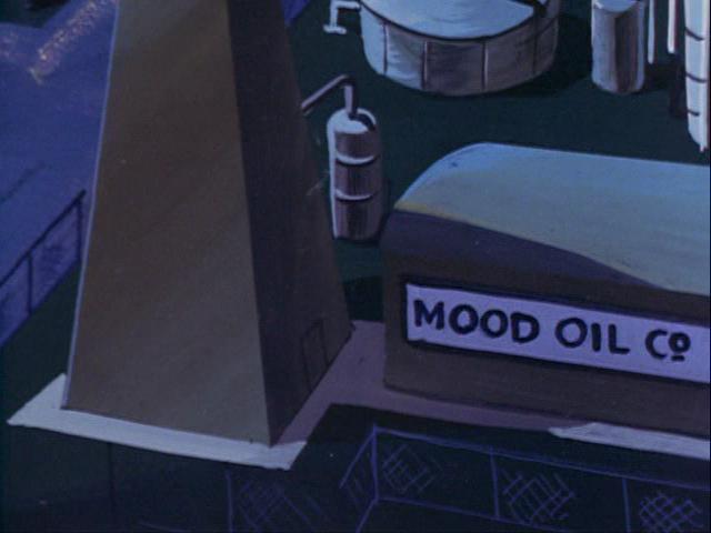 Mood Oil Company
