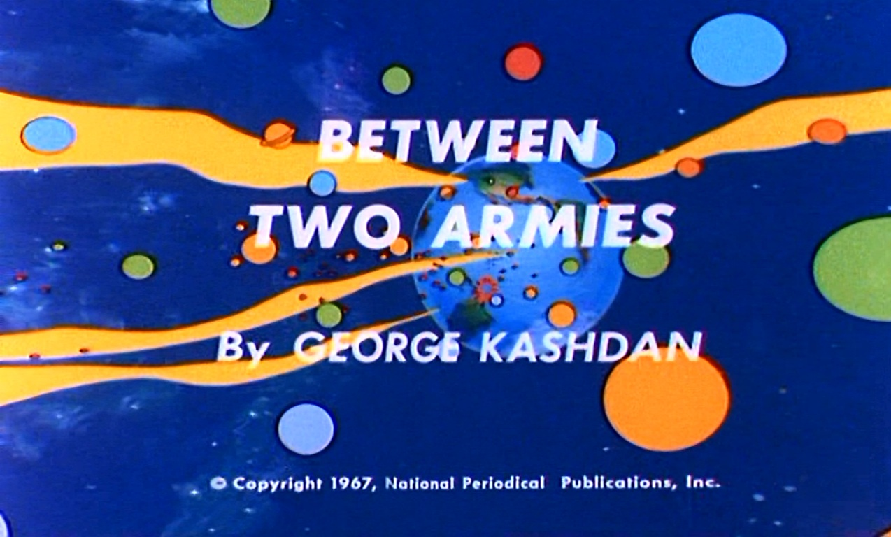 Between Two Armies