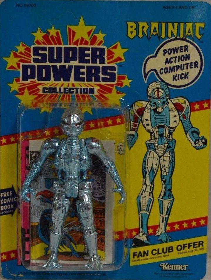 Brainiac (SuperPowers Figure)