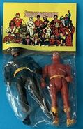 Batman and Flash (Superheroes figures)