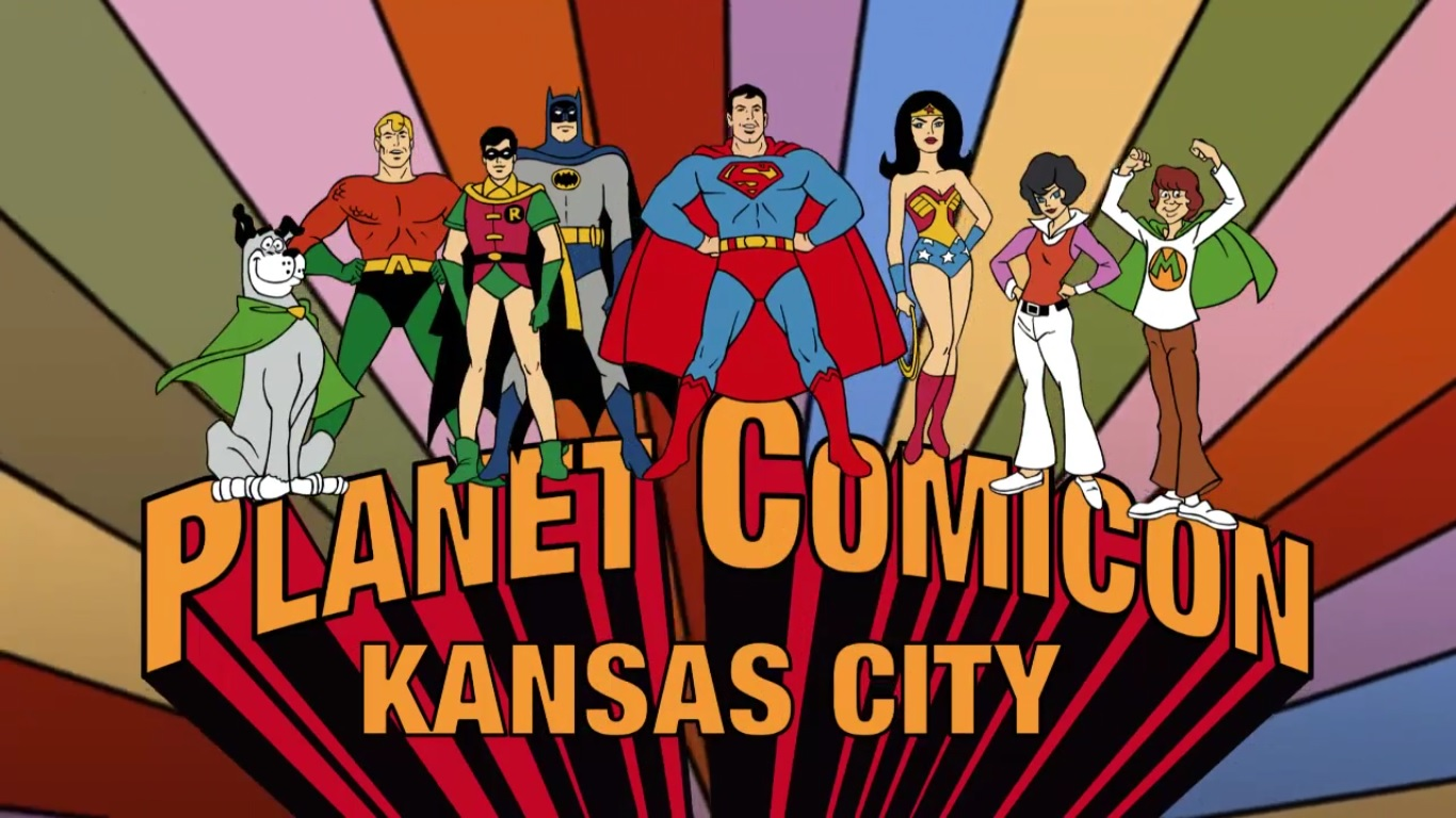 Planet ComicCon Kansas City