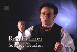 Ray Palmer (JLA Unaired Pilot, 97)