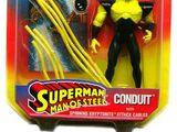 Conduit (Superman: Man of Steel figure)