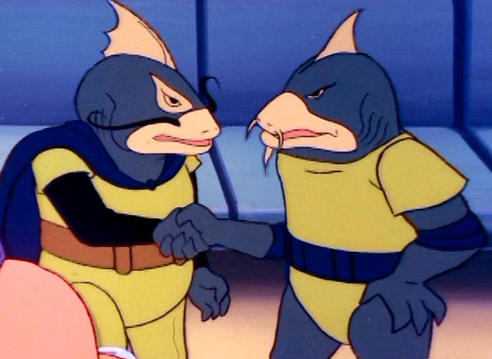 Fishmen of Oceanus