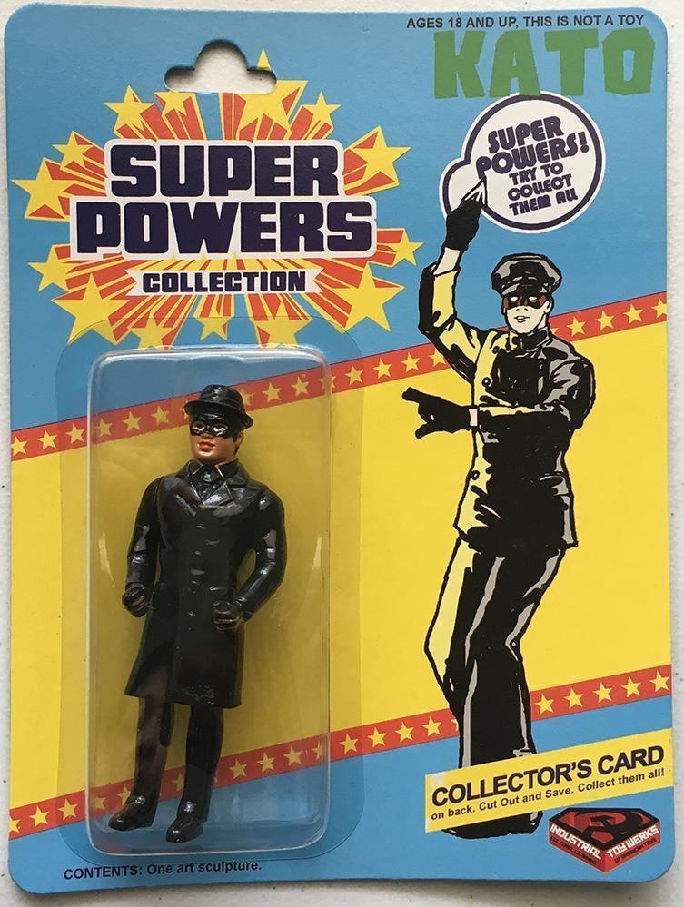 Kato (Super Powers figure)