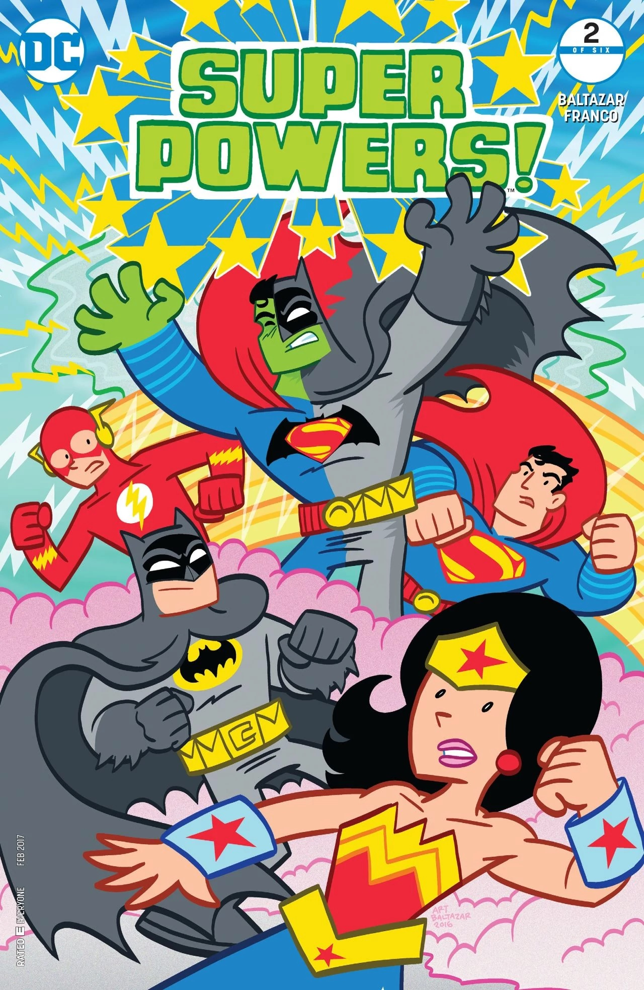 Super Powers! 2