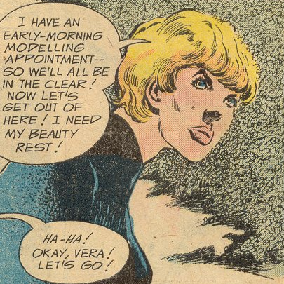 Vera (The Anguish of...the Spectre)